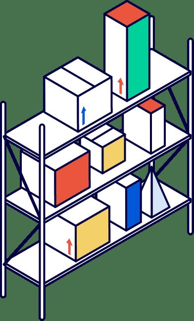 HubShip armazenagem para ecommerce